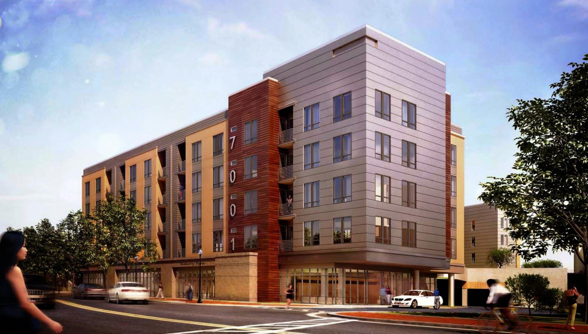 7001 Arlington at Bethesda Apartments image 1