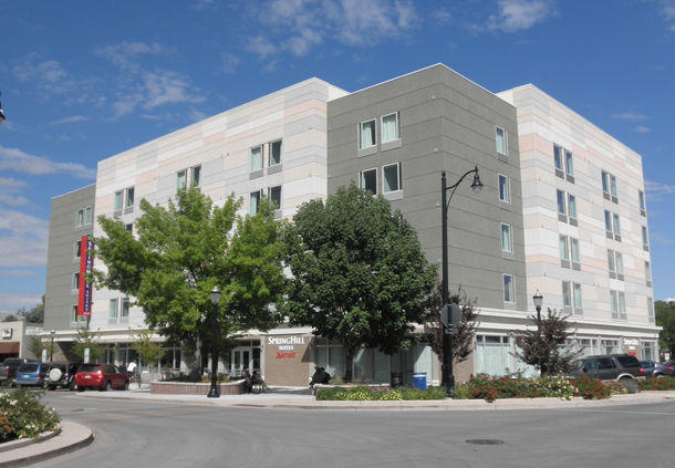 SpringHill Suites by Marriott Grand Junction Downtown/Historic Main Street image 0