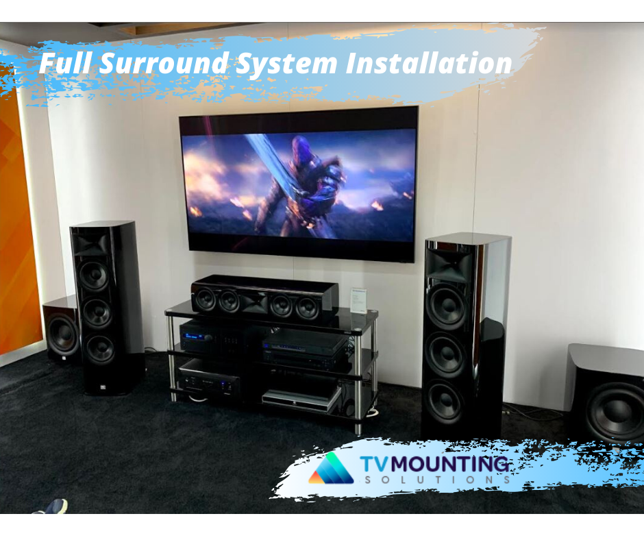 TV MOUNTING SOLUTIONS
