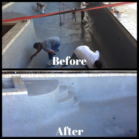Swimming pool contractor in San Antonio, TX