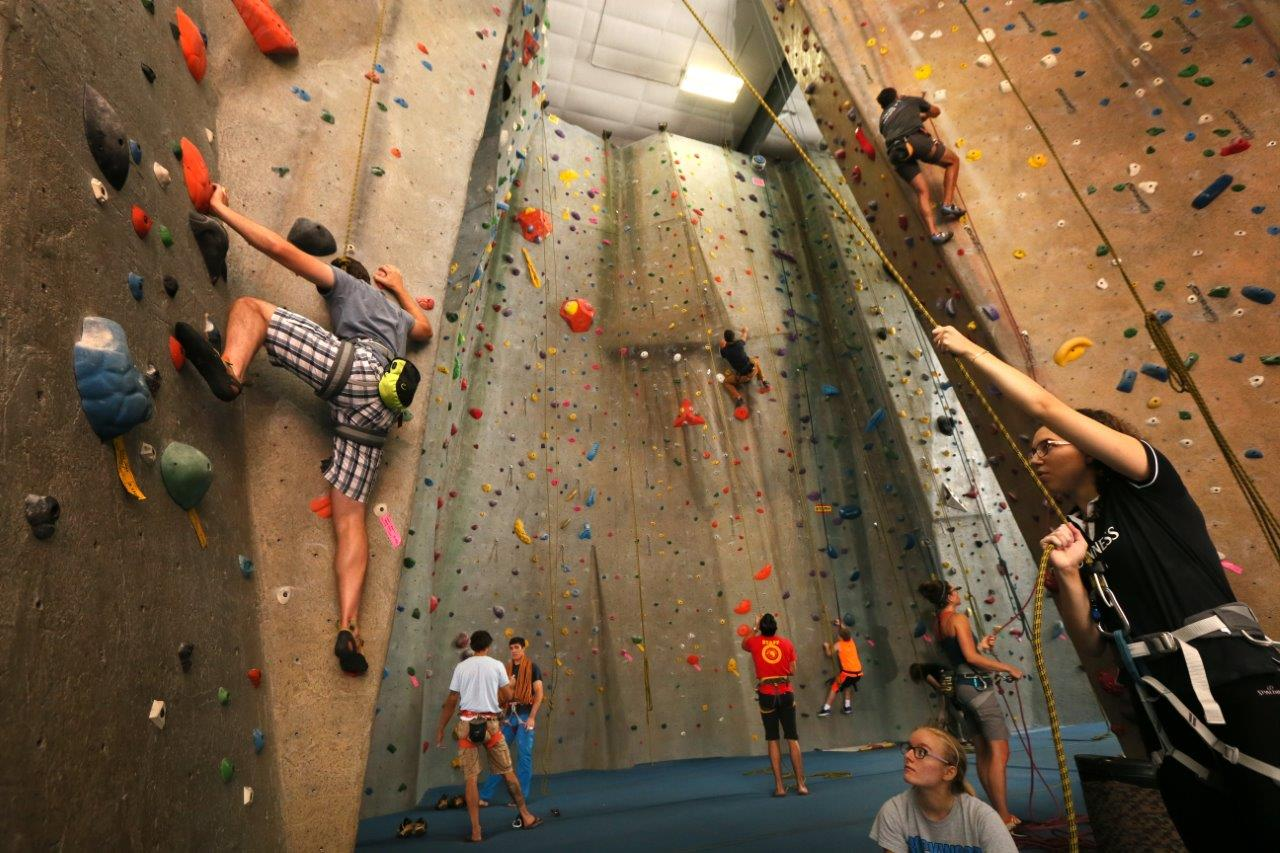 Upper Limits Rock Climbing Gym - Maryland Heights image 4