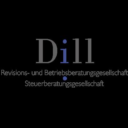 Logo von Dill Revisions- und Betriebsberatungsgesellschaft mbH