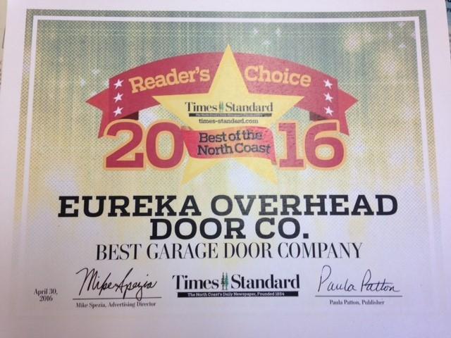 Eureka Overhead Door Company Inc. image 0