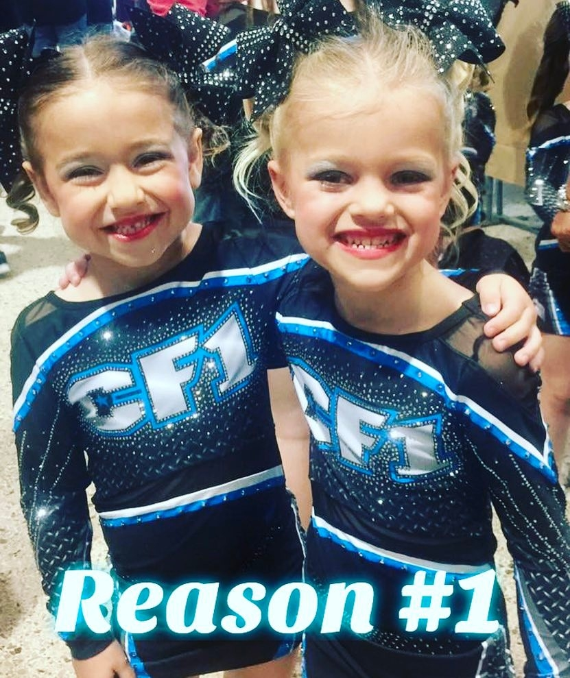 Cheer Force One image 0