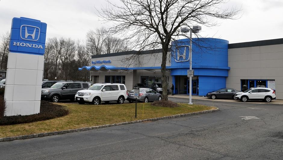 Paul miller honda in west caldwell nj whitepages for Honda passaic nj