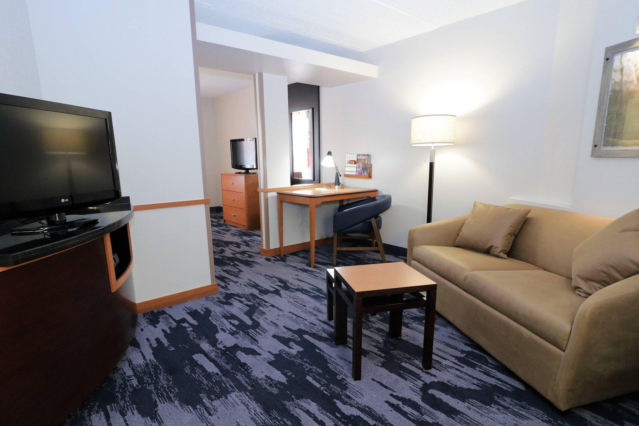 Fairfield Inn & Suites by Marriott San Antonio Alamo Plaza/Convention Center