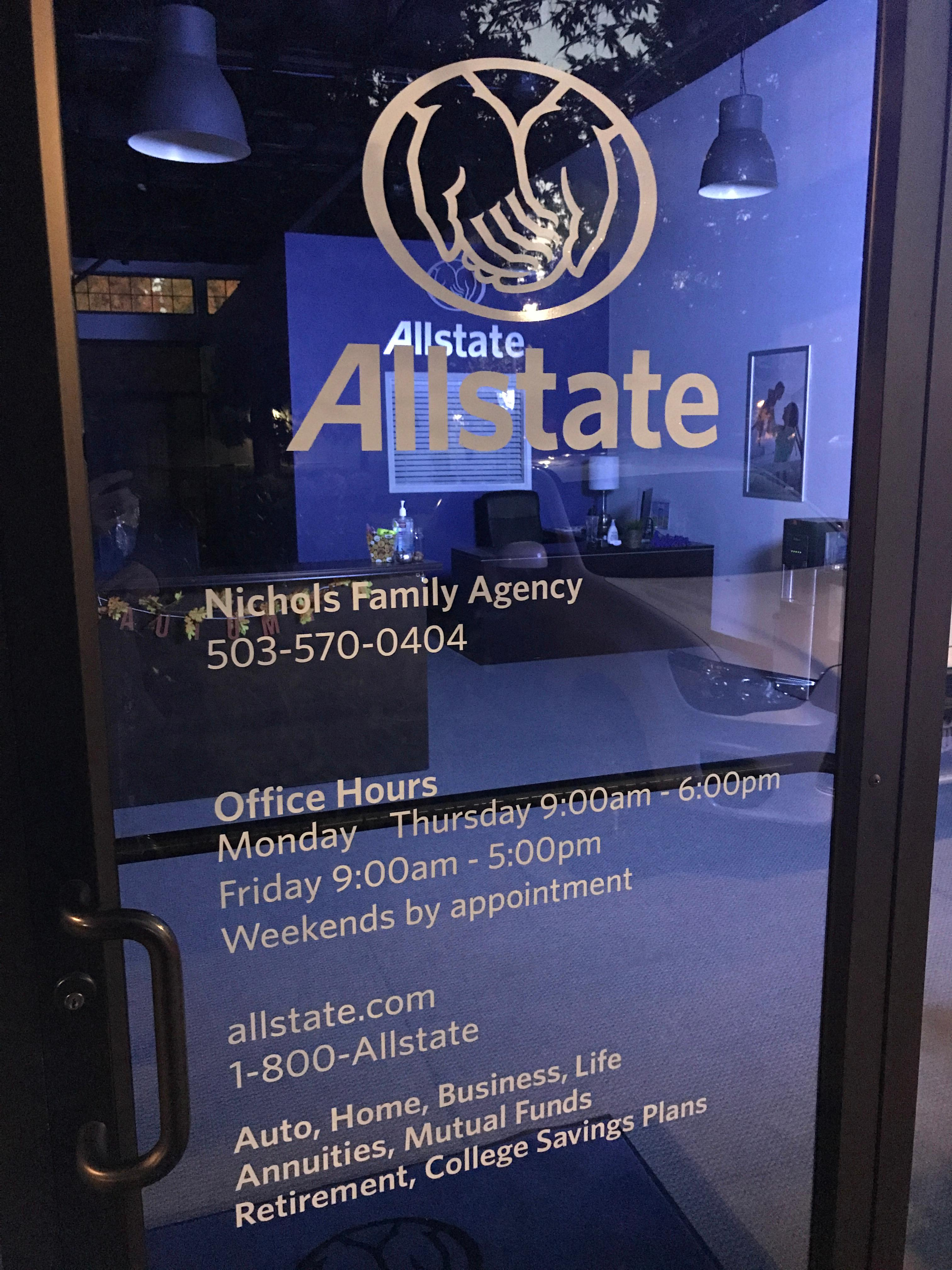 Nichols Family Agency: Allstate Insurance image 11