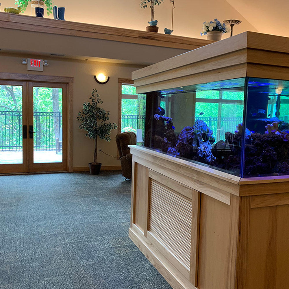 Comforts of Home Advanced Assisted Living – The Willows at Hudson