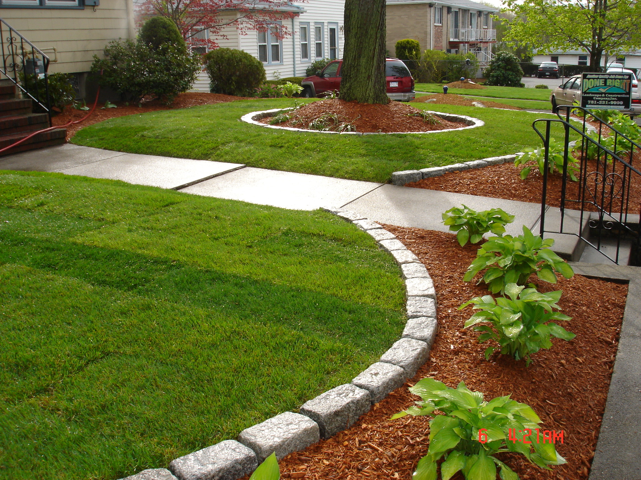 Garden Landscaping Wakefield : Done right landscape construction coupons near me in wakefield