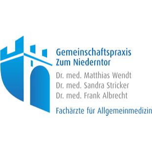 Logo von Gemeinschaftspraxis Zum Niederntor
