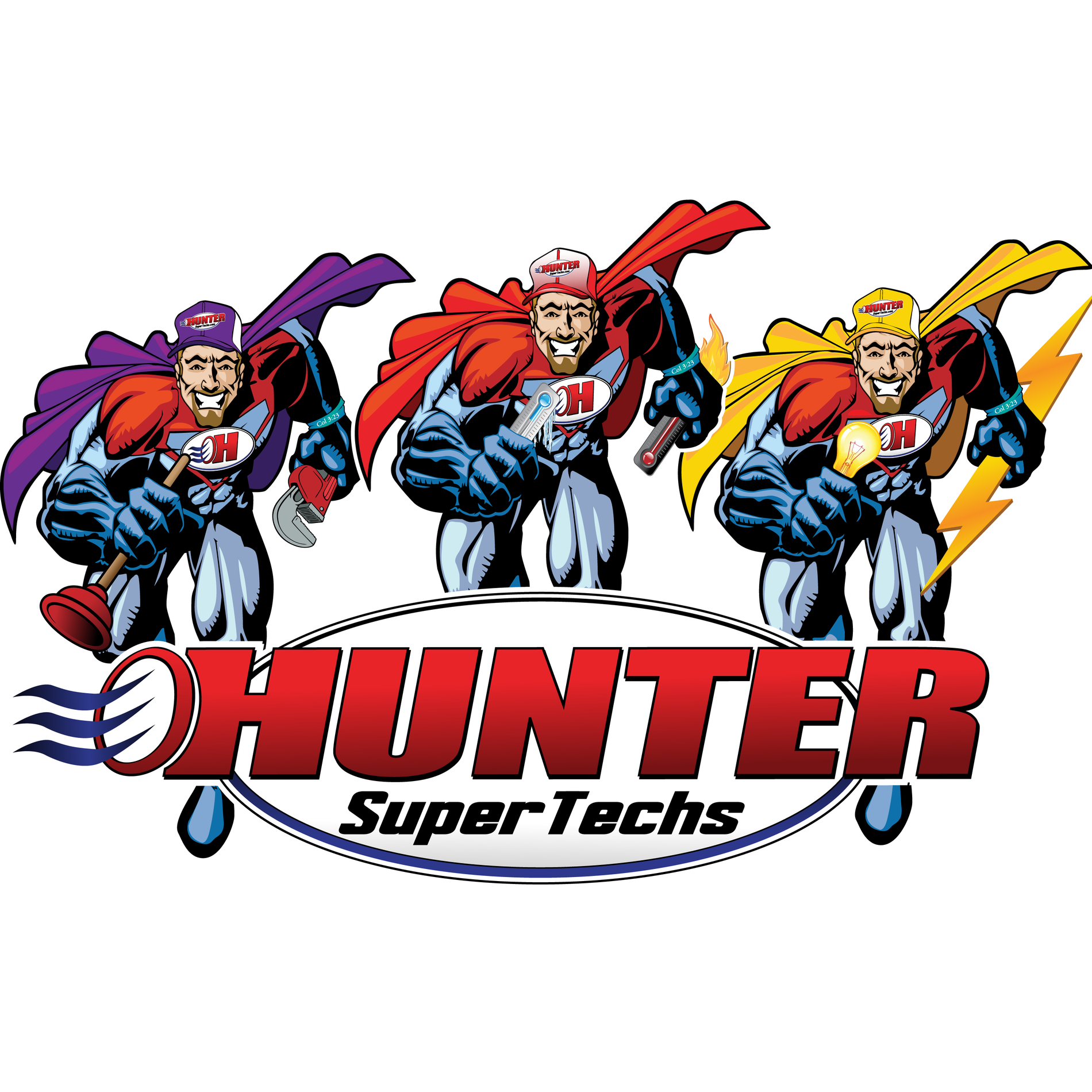 Hunter Super Techs image 4