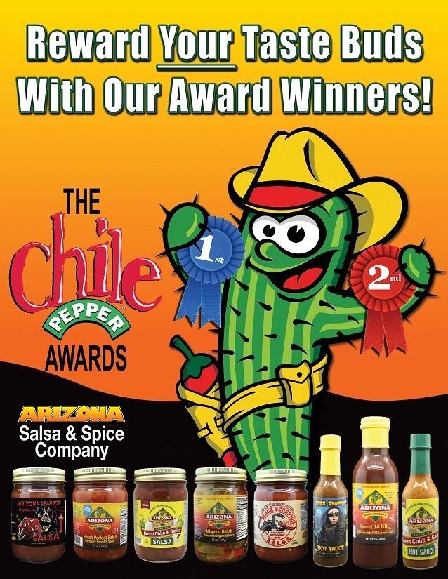 Arizona Salsa and Spice Co image 23