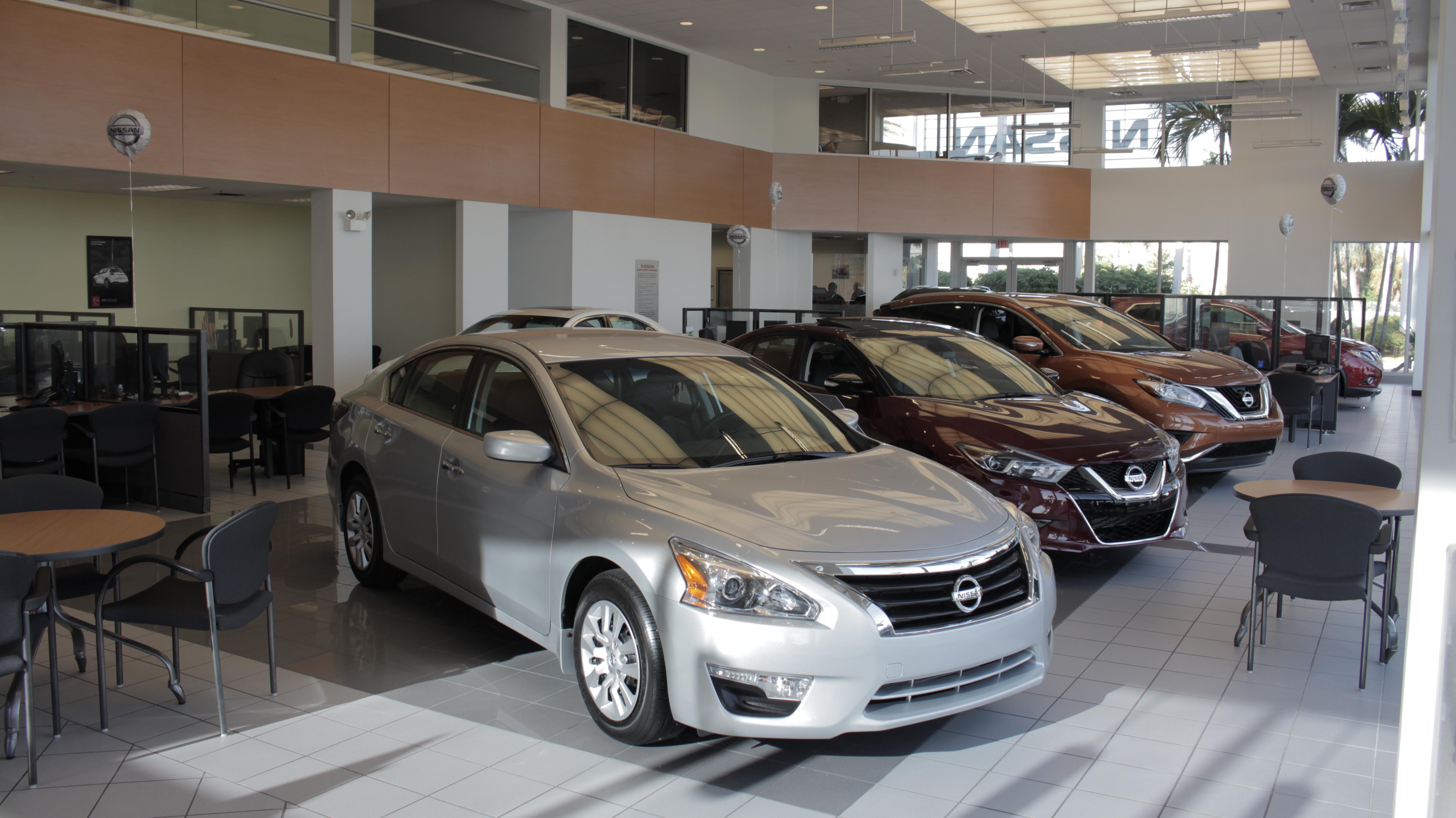 West Palm Beach Nissan image 1