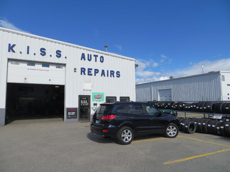 K I S S Auto Repairs in Kelowna