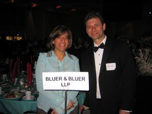 Bluer & Bluer, LLP - ad image