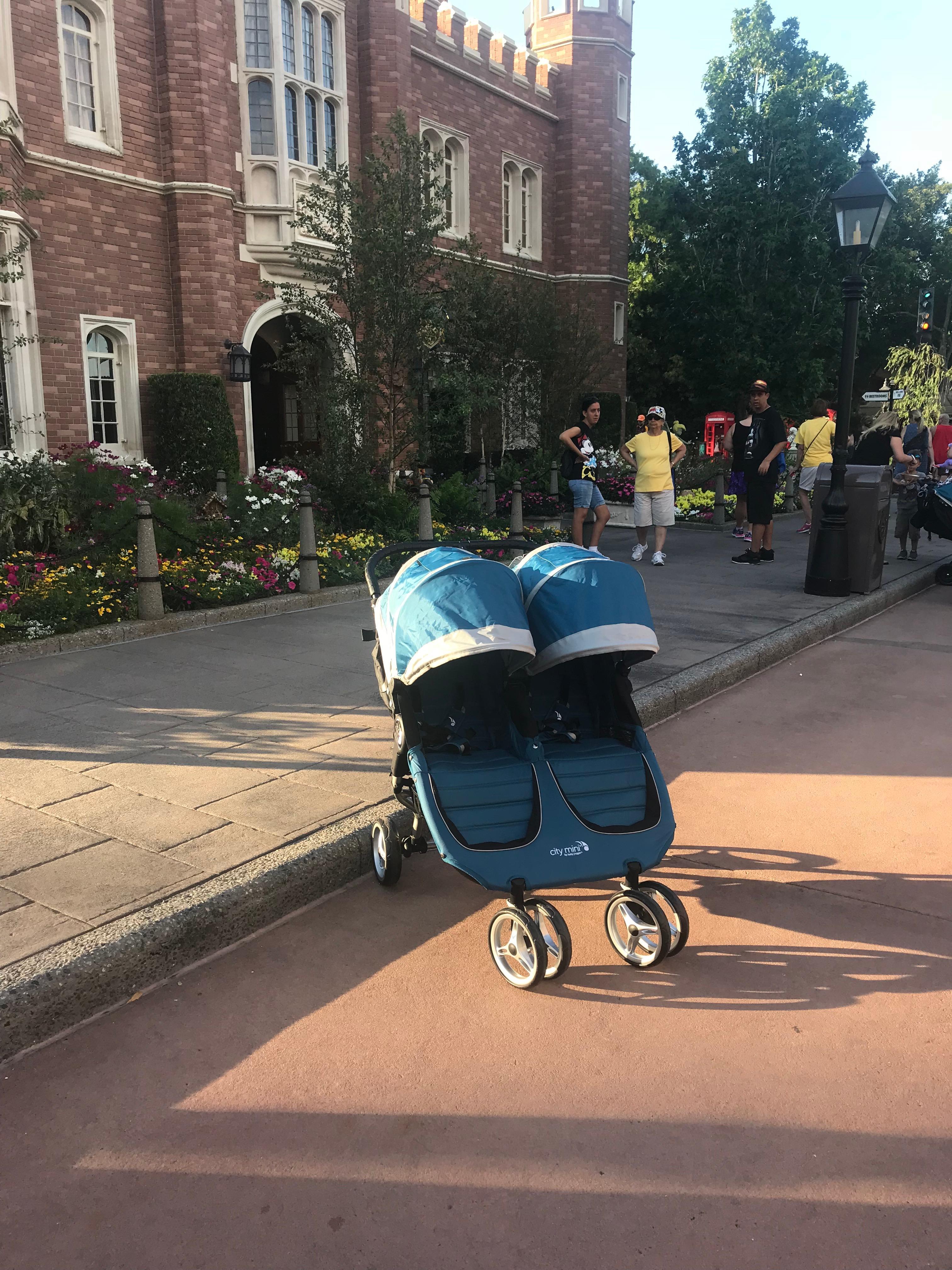 Stroller Rentals Disney image 50