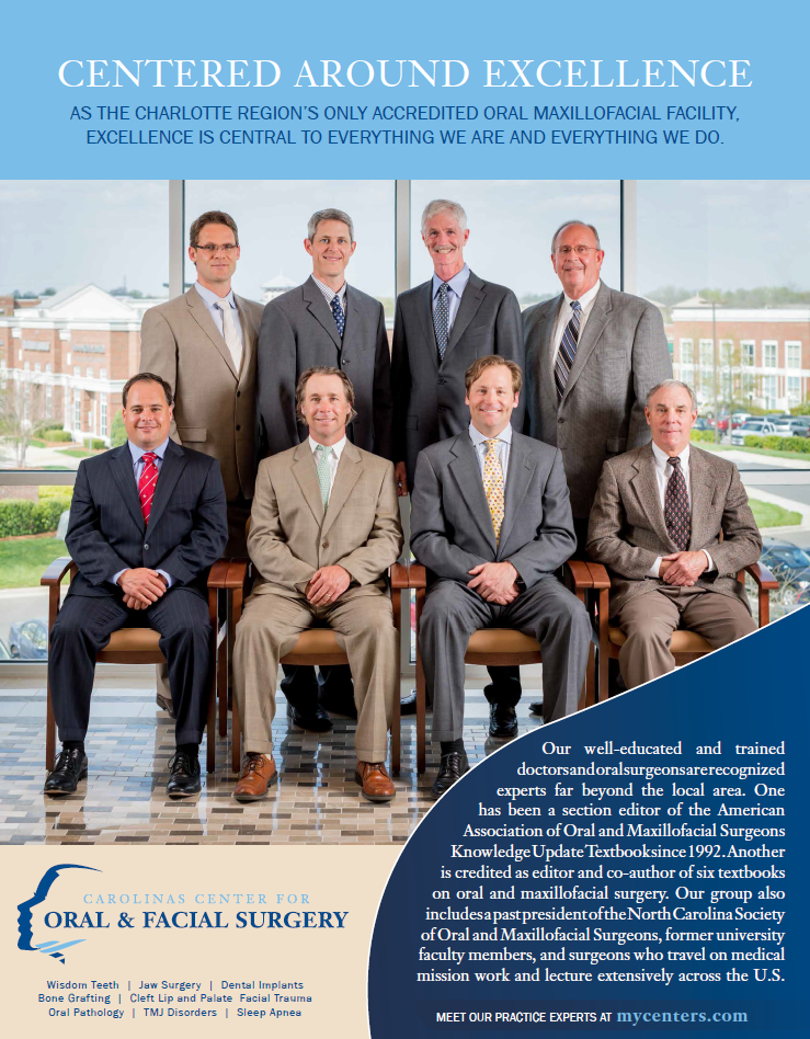 Carolinas Center For Oral & Facial Surgery - Blakeney image 2