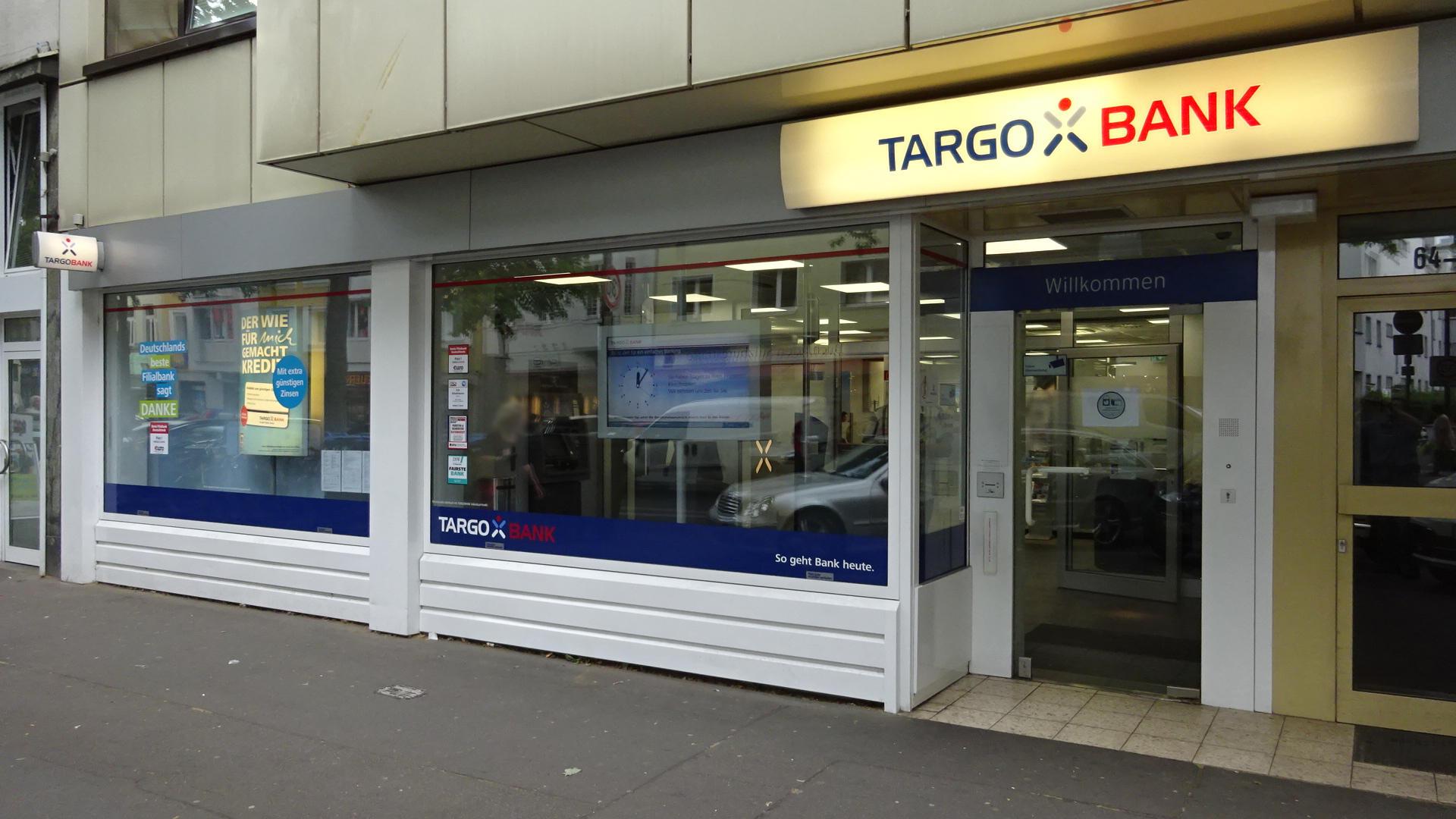 TARGOBANK, Sülzburgstraße 64 in Köln