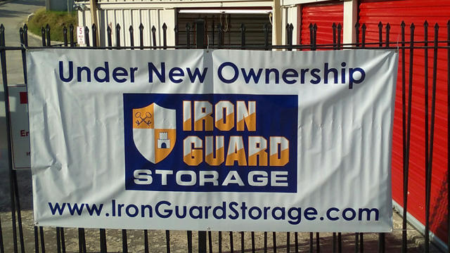 Iron Guard Storage image 0