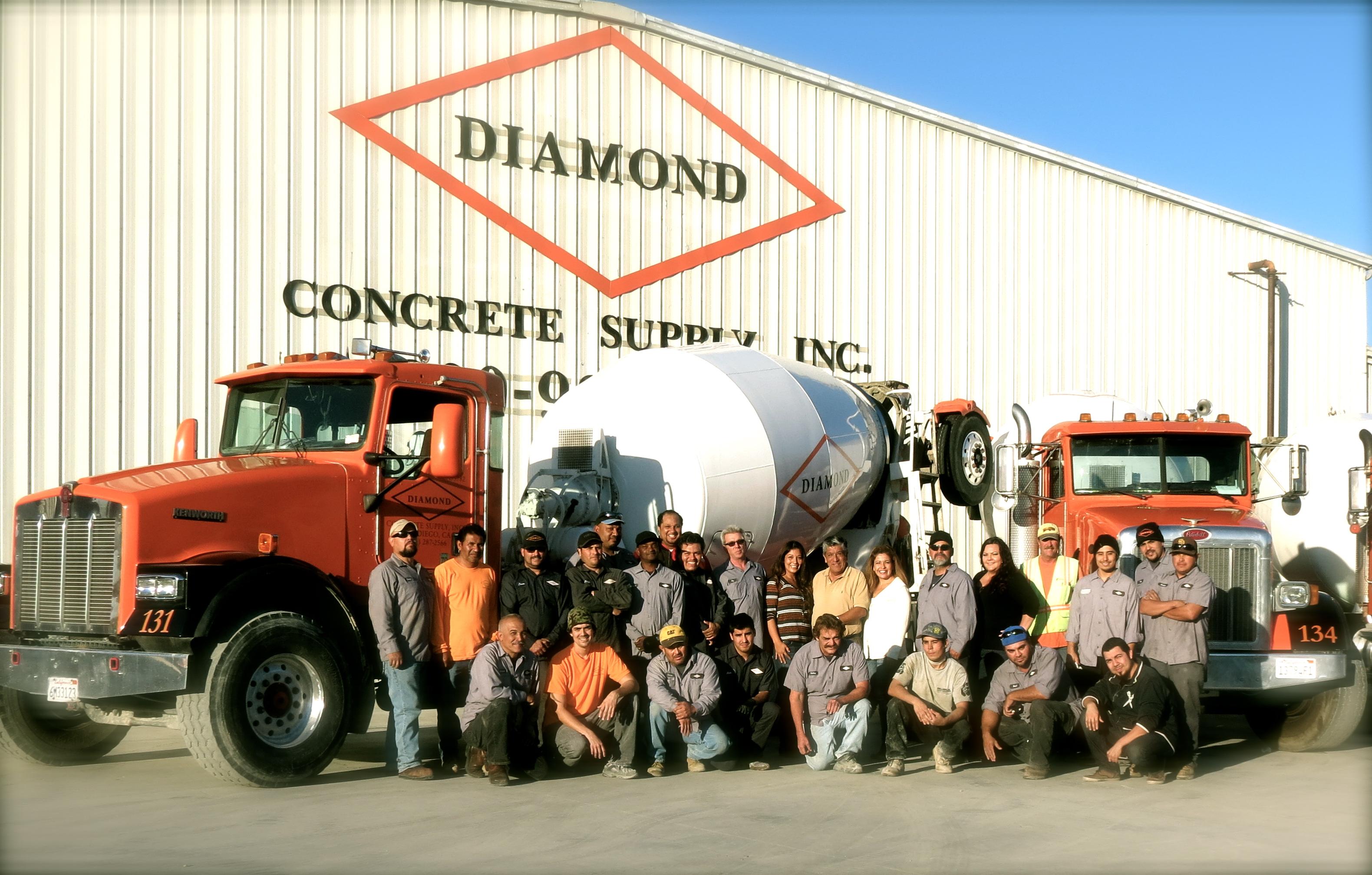 Diamond Concrete Supply image 1