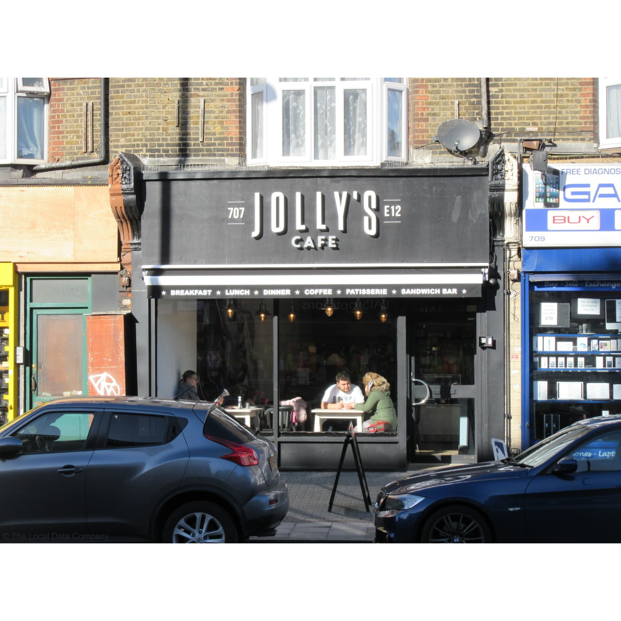 Jolly's Sandwich Bar Ltd