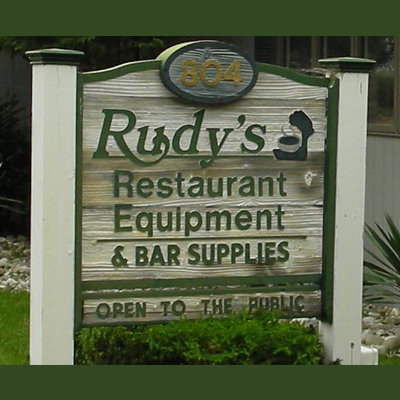Rudy's Restaurant Equipment & Supplies