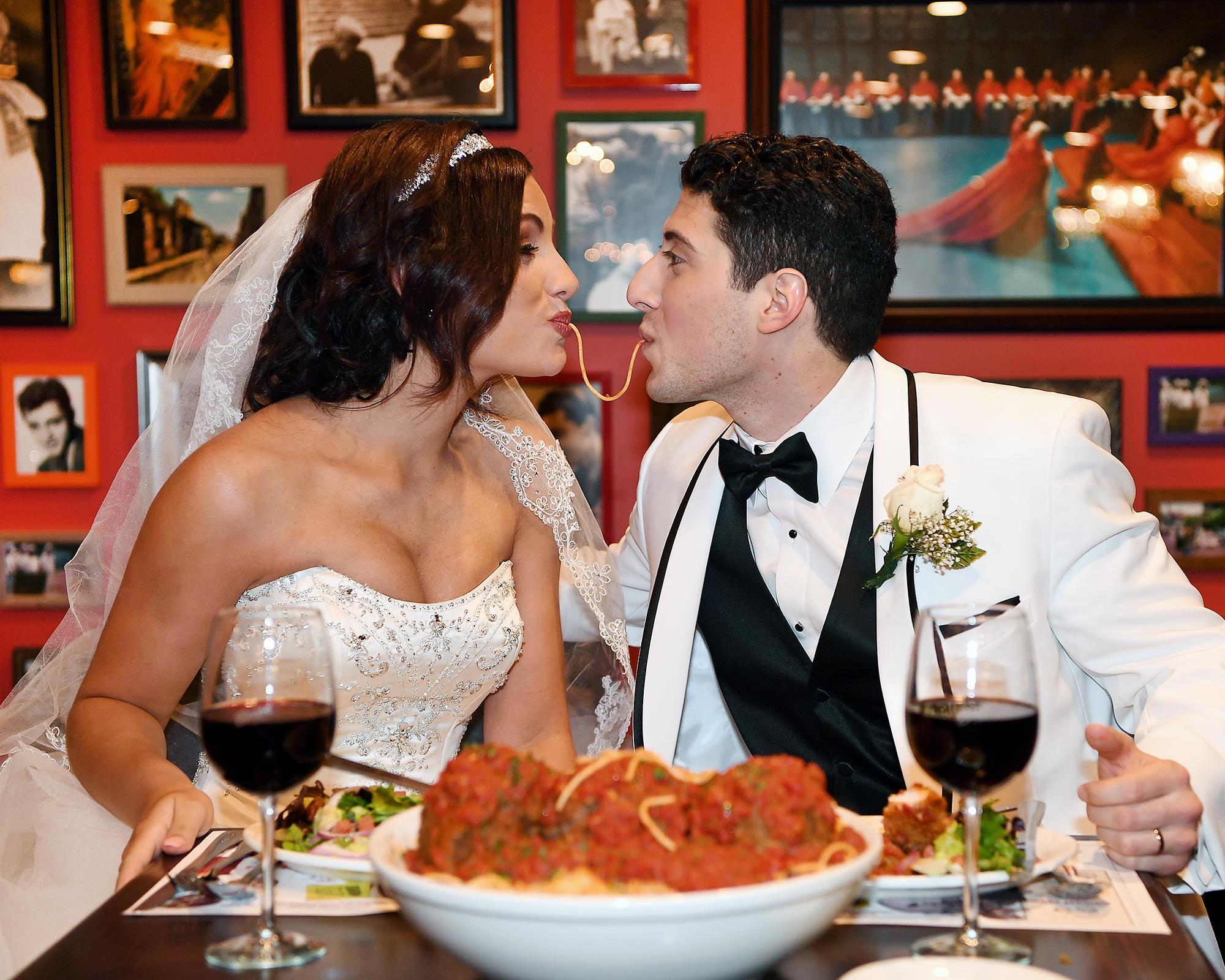 Tony N' Tina's Wedding image 4