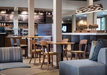 Courtyard Irvine John Wayne Airport/Orange County Lobby Seating