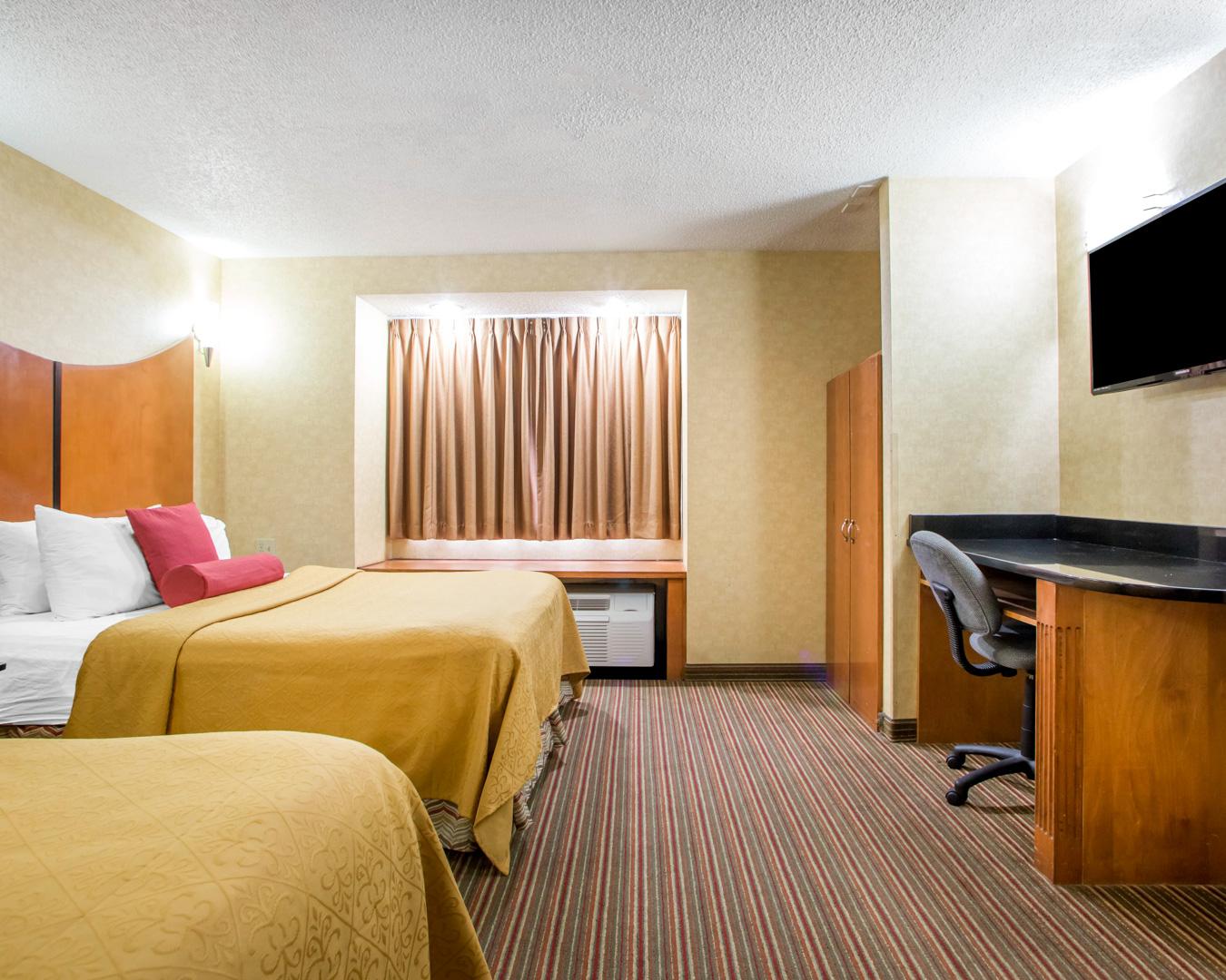 Мотель 6 columbus - worthington находится в городе колумбус, в 7,6 км от амфитеатра жермен и в 7,8 км от