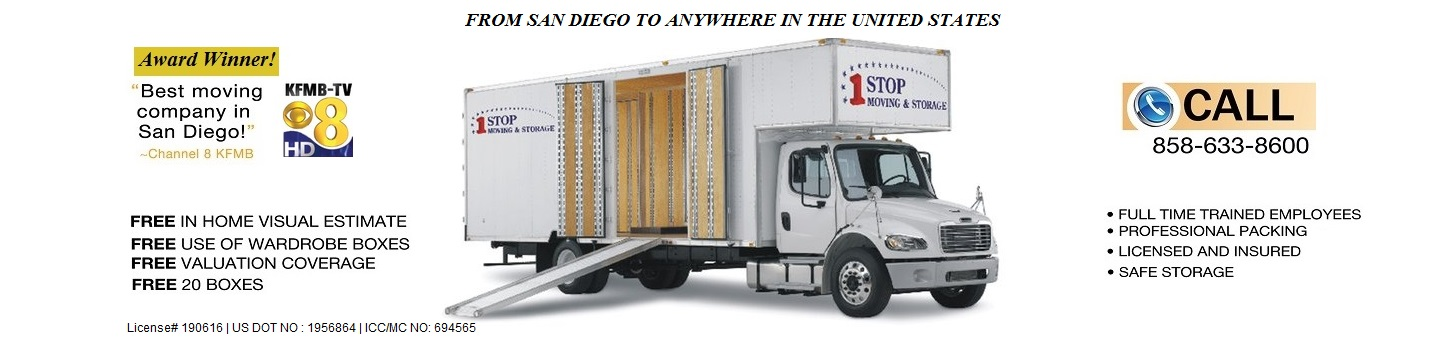 One Stop Moving & Storage, Inc image 12