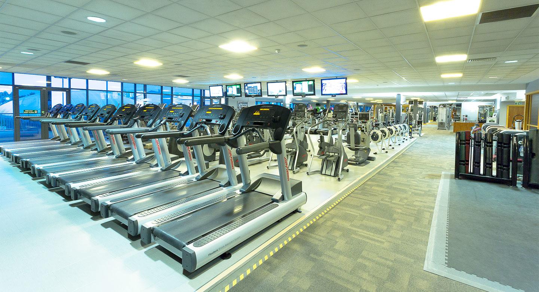 David lloyd ipswich fitness equipment in ipswich ip3 9sj for Gimnasio fitness club