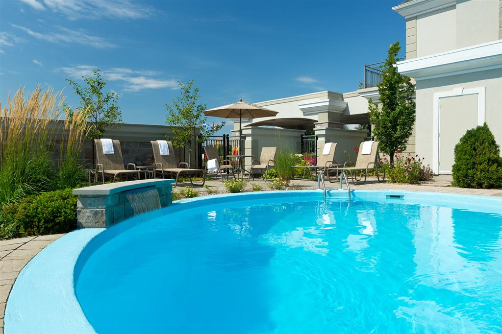 Best Western Premier Hotel Aristocrate à Quebec: Swimming Pool