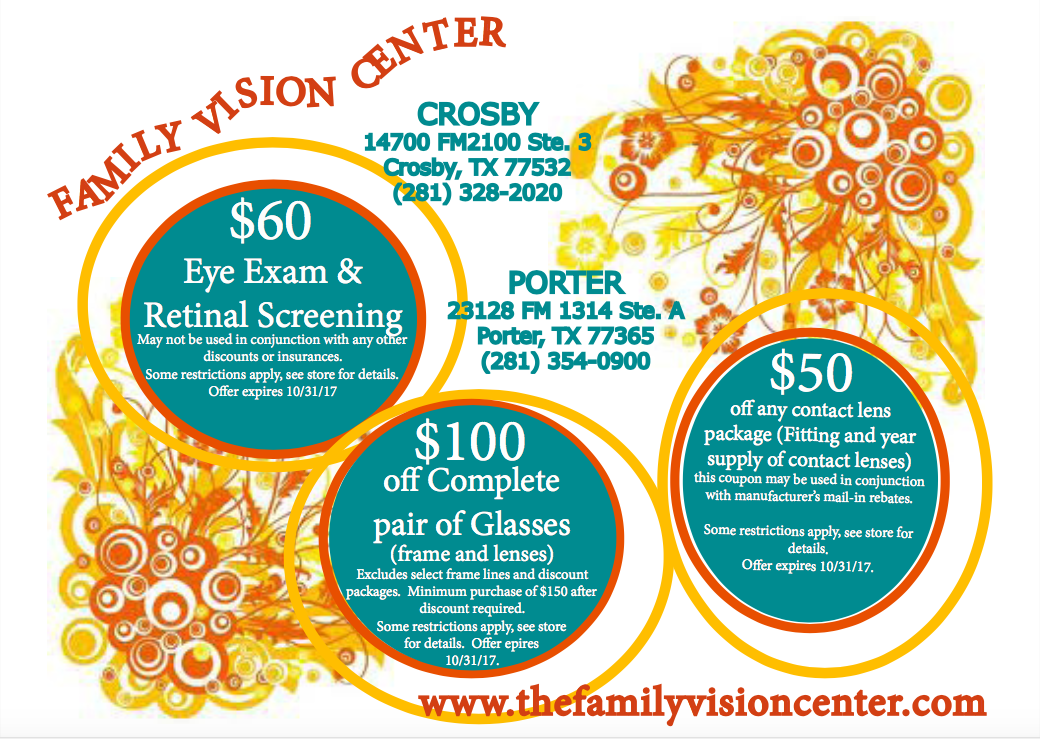 Family Vision Center of Crosby image 3