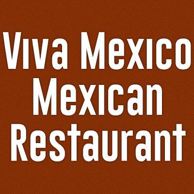 Viva Mexico Family Restaurant Menu