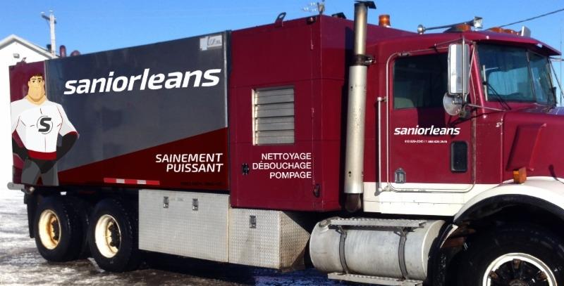 Sani-Orléans Inc à Québec