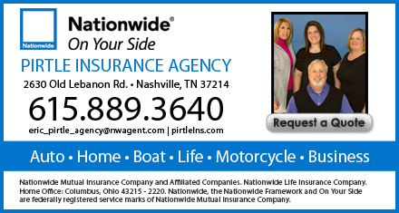 Pirtle Insurance Agency - ad image