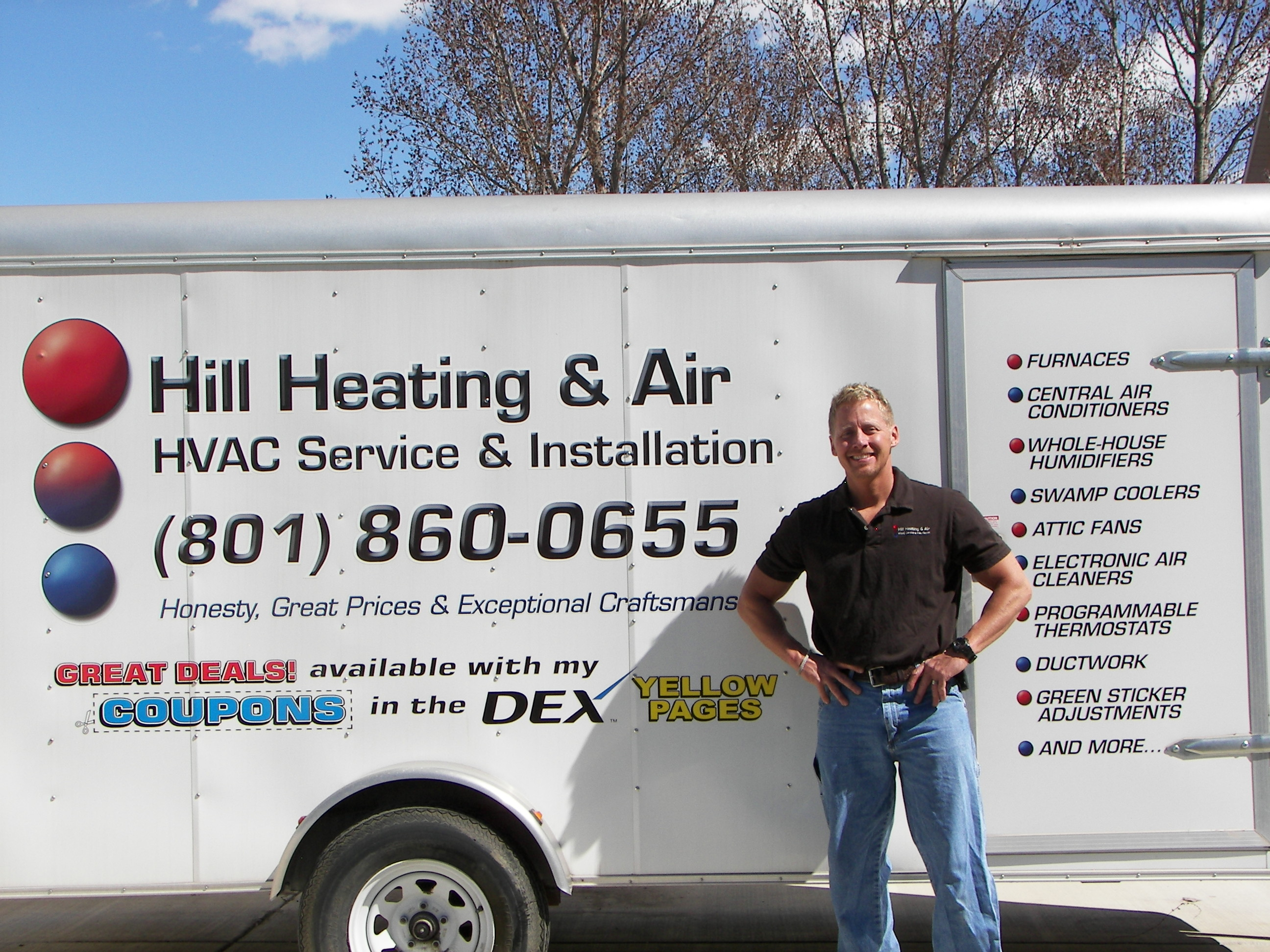 Hill Heating and Air image 0