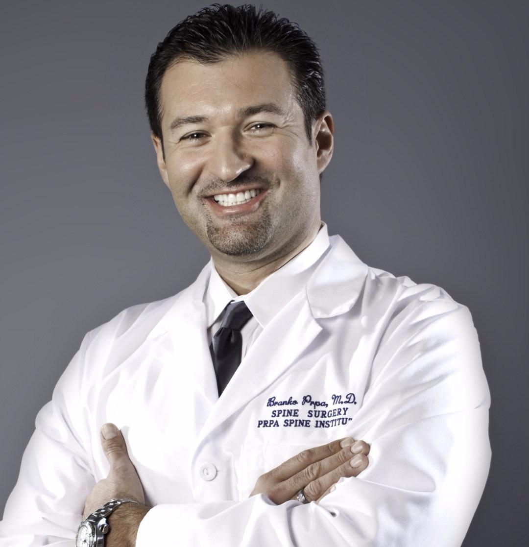Branko Prpa MD - Spine Surgery image 0