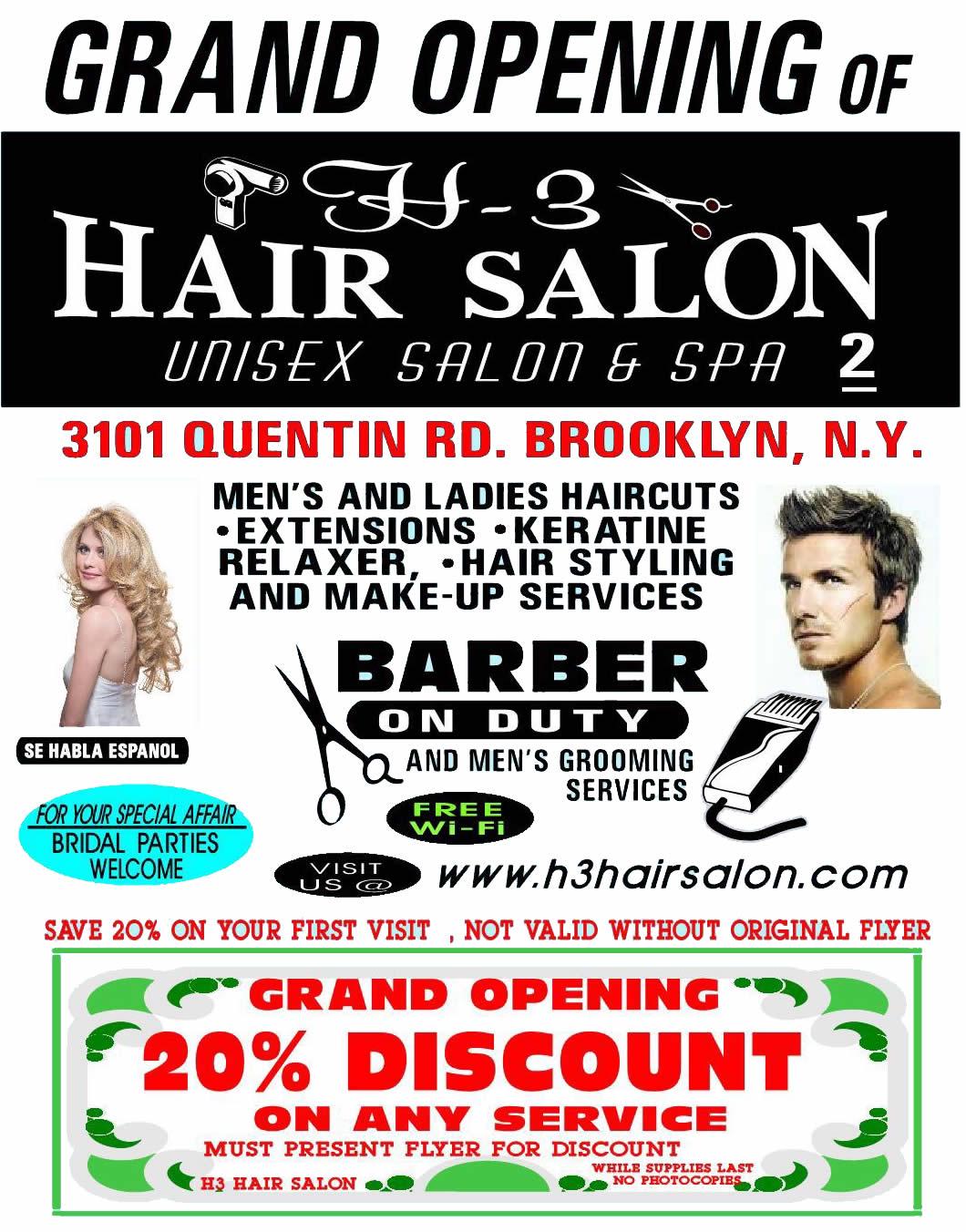 H-3  Hair Salon image 1