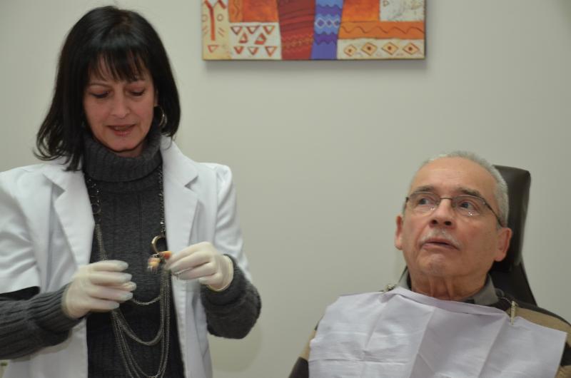 Denturologiste Christine St-Pierre in Brossard