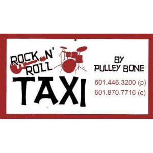Rock N' Roll Taxi By Pulley Bone image 0