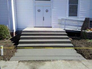 Collard's Masonry and Concrete Inc image 0