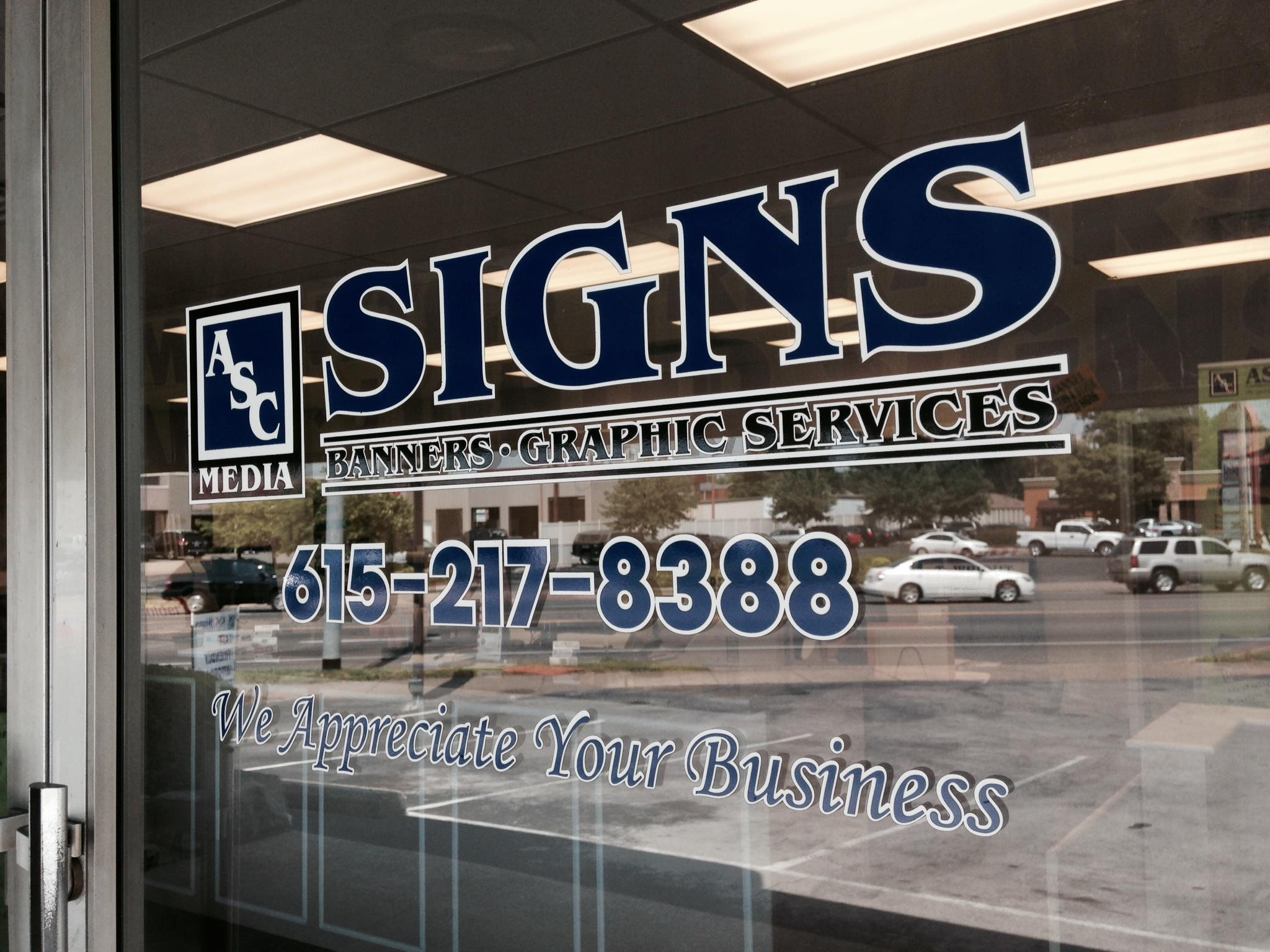 ASC Signs - ad image