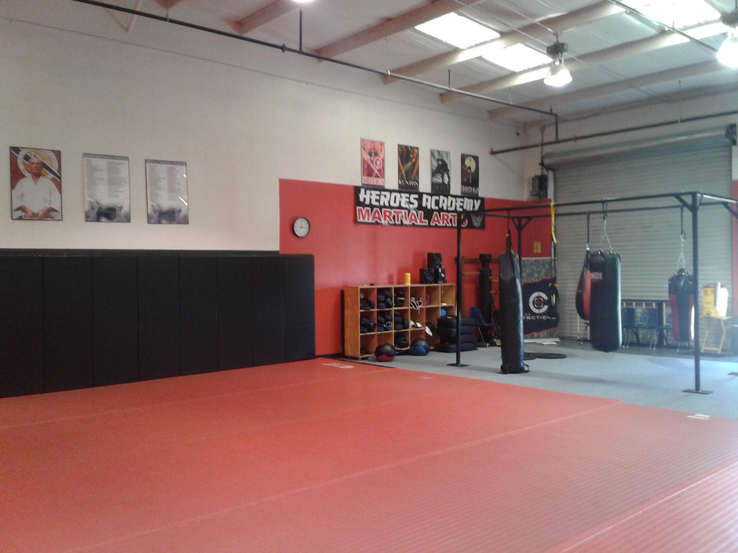 Heroes Martial Arts Academy