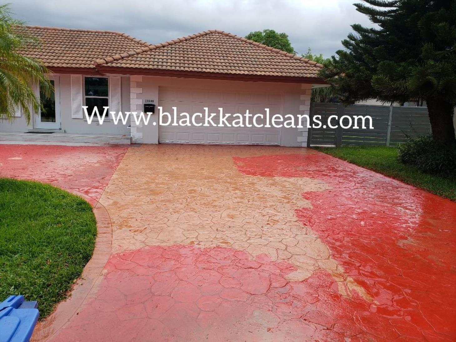 Black Kat Pressure Washing and Lawn INC. image 1