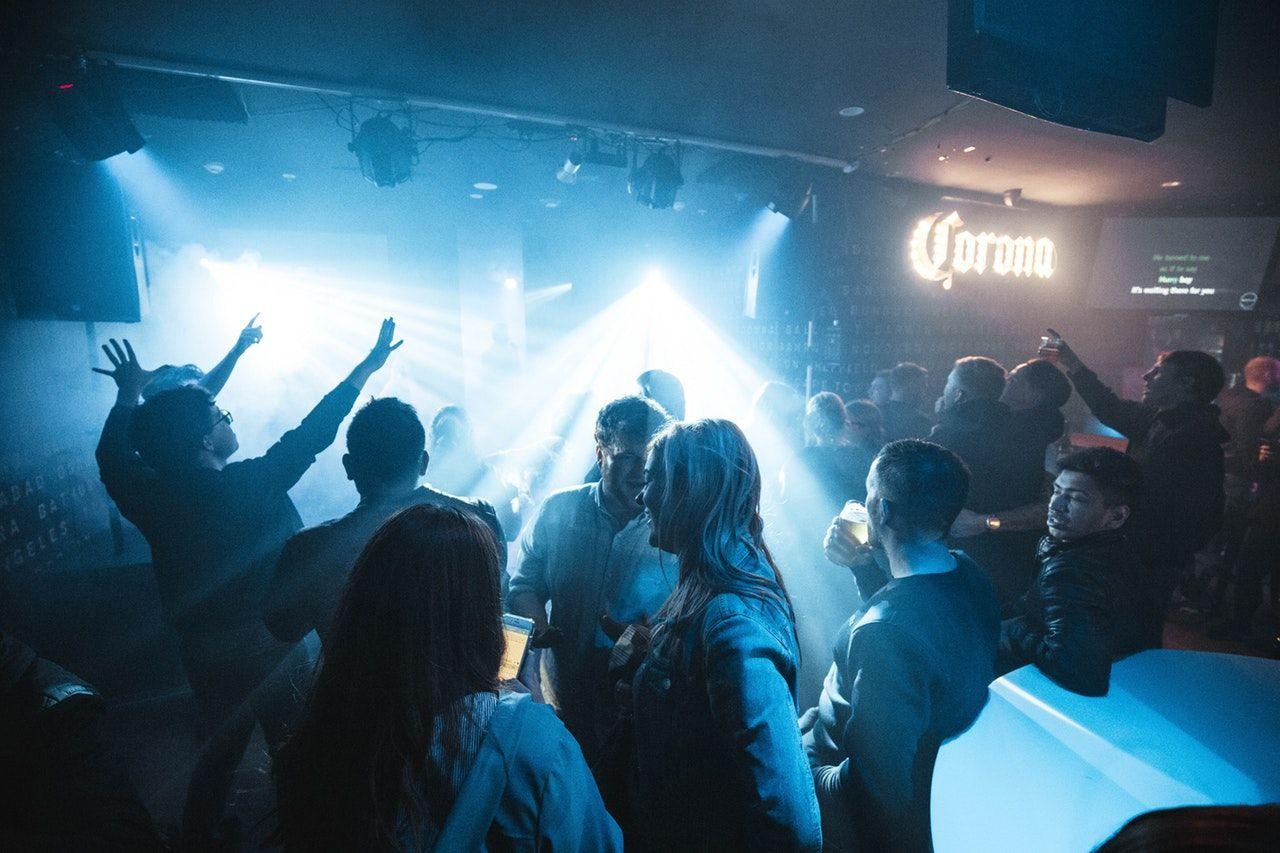 Blue Moon Karaoke Bar