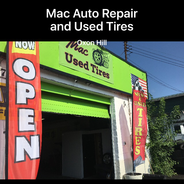 Mac Used Tires And  Cars