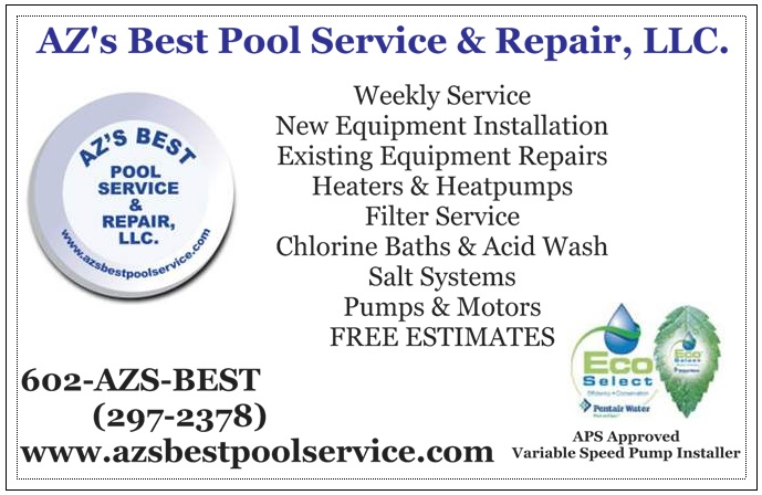 AZ's Best Pool Service & Repair, LLC. image 0