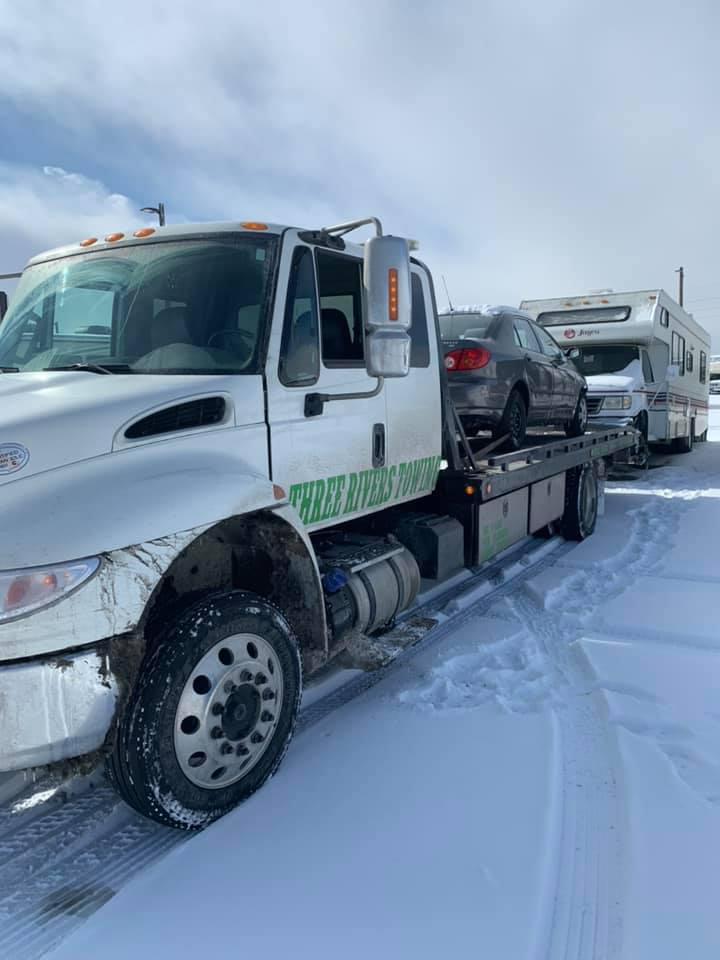 Three Rivers Towing & Recovery image 0