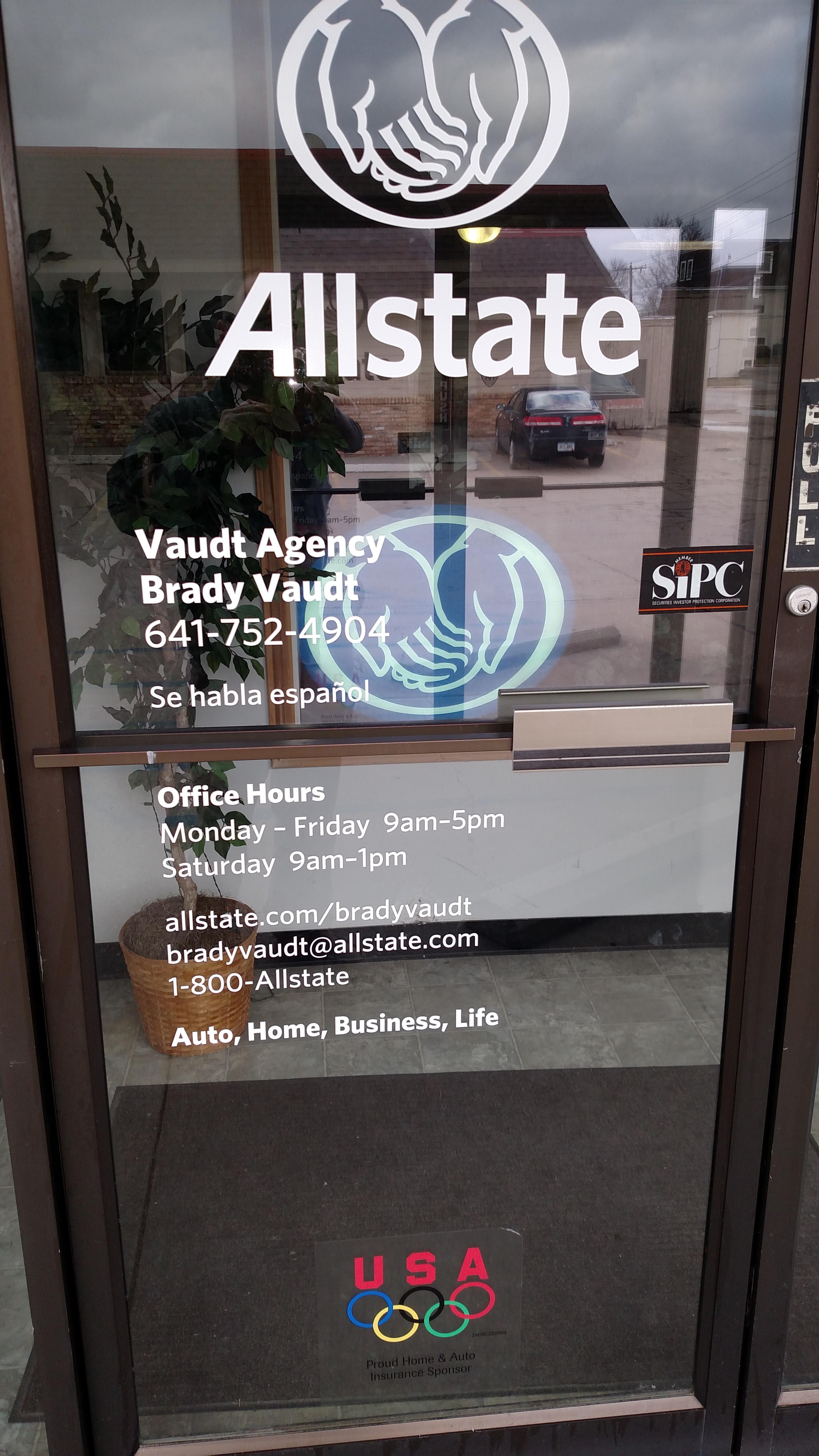 Brady Vaudt: Allstate Insurance image 1